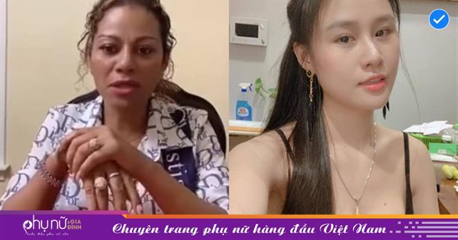 Chị gái Vân Quang Long tiếp tục tố Linh Lan đòi tiền sửa ngực, chi tiết liên quan đến con riêng cố NS gây tranh cãi