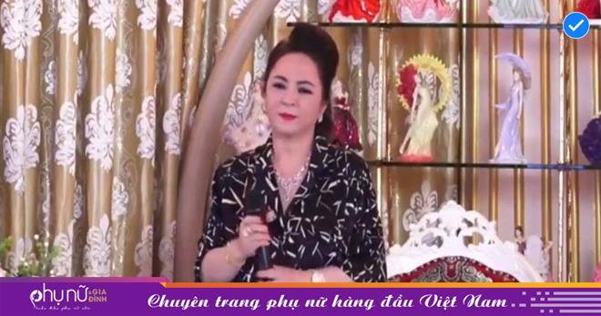 Sau livestream 'sướt mướt' cùng ông Dũng 'lò vôi', bà Phương Hằng lập tức xin lỗi nhà đài VTV