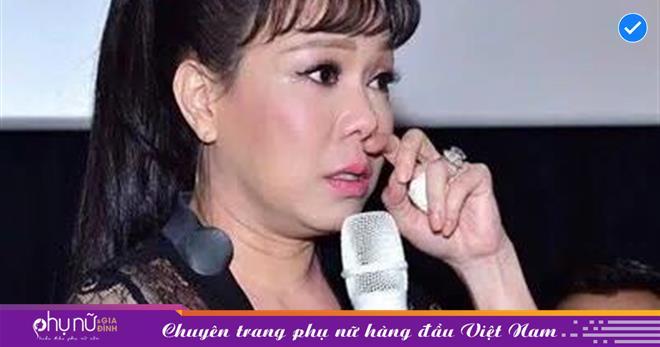"""HÓNG: Đang làm từ thiện, Việt Hương năn nỉ """"đừng bị rầy"""" vì người đàn ông này, khán giả 'tụt huyết áp'?"""