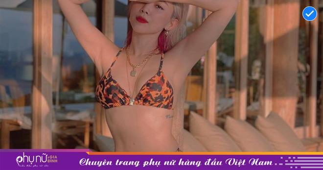 Sao Việt 24h: Tóc Tiên khoe cơ bụng 'chặt đẹp' vẫn không nóng bỏng bằng Phi Nhung diện bikini bên trai 6 múi
