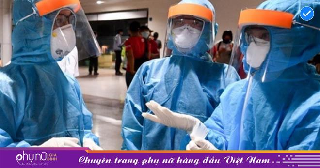 Chiều ngày 22/4, Việt Nam có 4 ca mắc COVID-19 tại Hà Nội, Phú Yên và Đà Nẵng