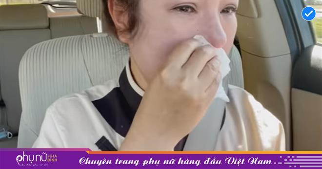 Giúp đỡ ca sĩ Kim Ngân, Thúy Nga bật khóc: 'Tôi thành công một chút là kẻ ganh người ghét'