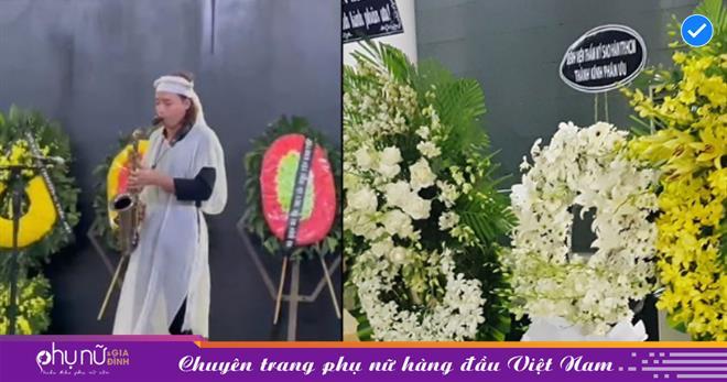 Sau tang lễ mẹ chồng, Việt Hương và ông xã chia sẻ dòng trạng thái khiến nhiều người nghẹn ngào