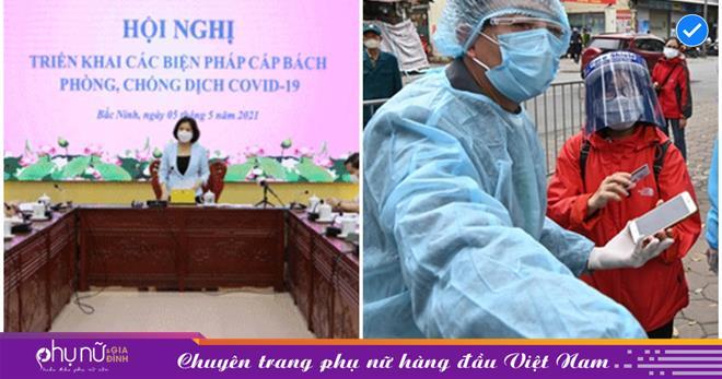 Bắc Ninh: 2 ca nhiễm Covid-19 có lịch trình phức tạp, đi nhiều nơi, dự tiệc cưới hàng trăm người