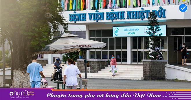 Bệnh viện Nhiệt đới TP.HCM đã có 60 nhân viên mắc COVID-19