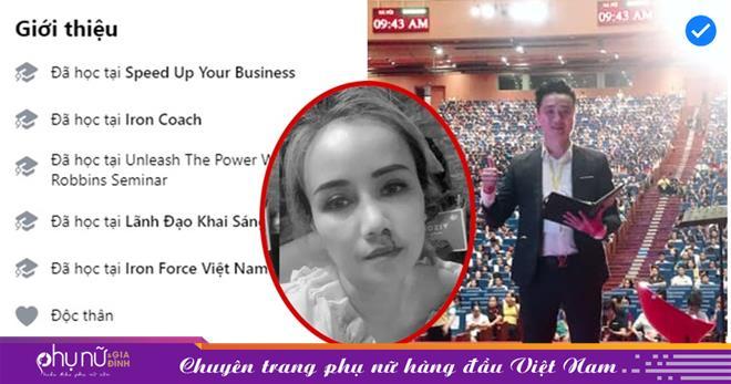 Chồng cũ 'cô Xuyến' là CEO kiêm diễn giả, chuyên nói đạo lý và học thức 'đầy mình'