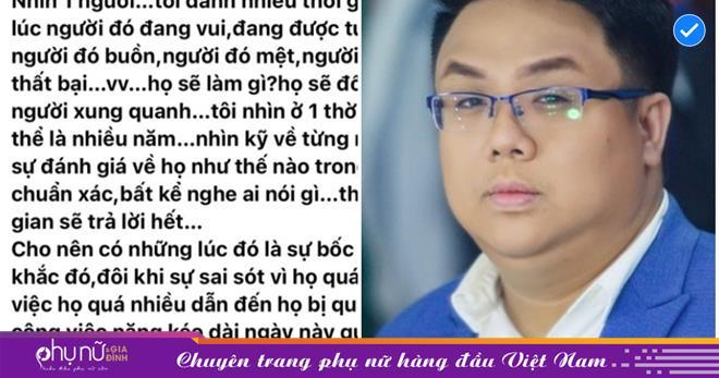 Con trai nuôi Hoài Linh: 'Gia đình tôi 4 đời ăn cơm tổ nghiệp, uống nước khán giả. Có khán giả là có tất cả'