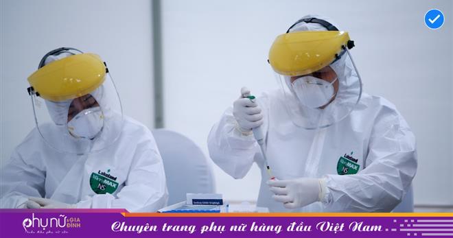 Nóng: Trưa 15/5, Việt Nam ghi nhận 18 ca mắc COVID-19 mới