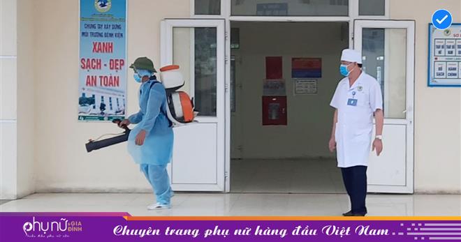 Thái Bình: Phát hiện 1 ca dương tính Covid-19, từng đi chăm bố ở bệnh viện Bệnh Nhiệt đới Trung ương