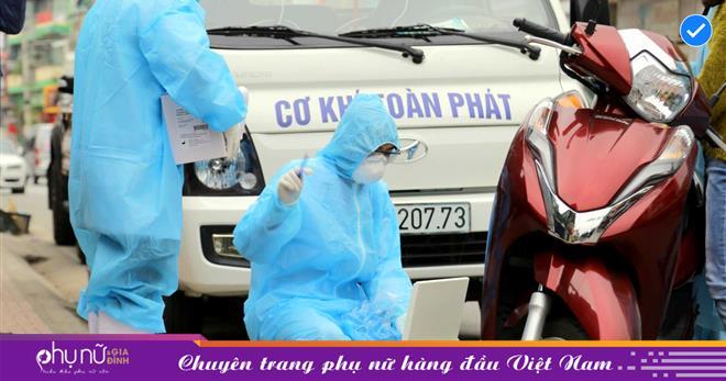Đại úy PCCC cùng 6 người trong gia đình ở quận Bình Tân nhiễm Covid-19