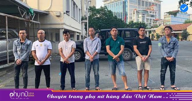 16 đối tượng dàn cảnh va chạm giao thông để cướp tiền ảo trị giá 37,2 tỷ ở Đồng Nai
