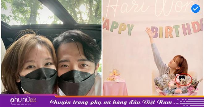 Trấn Thành đăng trạng thái 'hôm nay vui dữ' sau tin đồn Hari Won mang thai