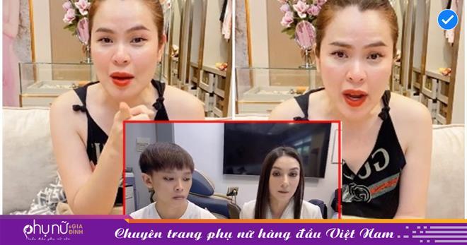 Hoa hậu Hòa bình 2017 thẳng thừng tố Phi Nhung xạo: 'Chị nói không biết tiền, nhưng chị lại mở nhà hàng. Dẹp đi, đừng đi hát nữa'