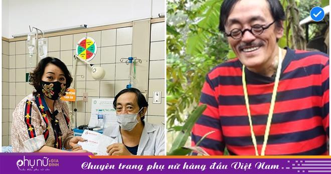 Bệnh tình nghệ sĩ Giang Còi trở nặng, nhập viện cấp cứu, thường xuyên ra máu nhiều