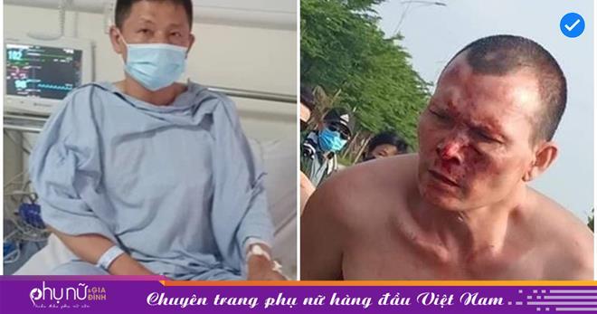 Tài xế taxi bị đâm ở Hà Nội: Có nhiều lái xe đi qua nhưng không giúp, chỉ cầm điện thoại chụp ảnh, quay phim