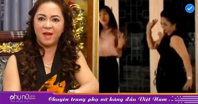 Rò rỉ clip hé lộ 'con người thật' của bà Phương Hằng sau màn đấu khẩu thô tục trên sóng livestream