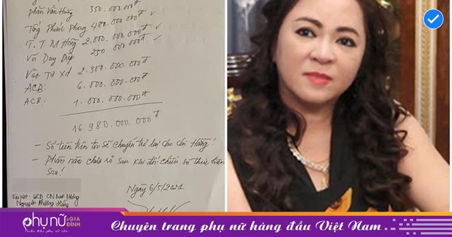 'Thần y' chuyển khoản 17 tỷ 'trả nợ', bà Phương Hằng tiếp tục tuyên chiến với tuyên bố 'xanh rờn': 'Trả lại tiền là hết chuyện sao?'