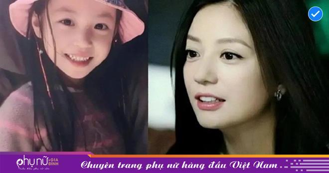 Con gái Triệu Vy khoe nhan sắc rạng ngời tuổi 11 trước tin đồn bố mẹ ly hôn