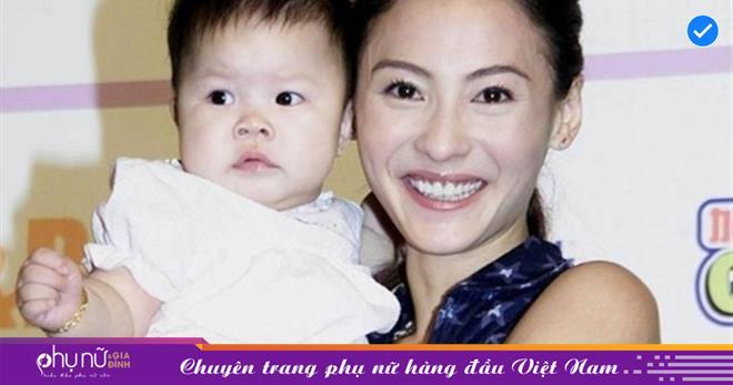 Thỏa thuận ly hôn với Tạ Đình Phong bị lộ, đây cũng là lý do khiến Trương Bá Chi không thể công khai danh tính bố đẻ quý tử thứ ba