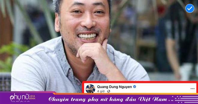 Đạo diễn Nguyễn Quang Dũng gây tranh cãi vì ý tưởng đề xuất CSGT làm shipper mùa dịch vì... rảnh