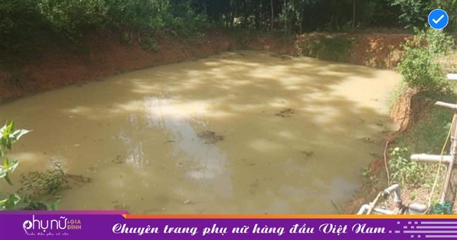 Quảng Bình: Học sinh tiểu học đuối nước thương tâm ở ao cá sau nhà, gia đình thuộc hộ cận nghèo