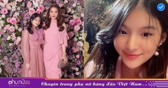 Chỉ 1 bức ảnh đã lộ diện 'mầm non' hoa hậu tương lai: CĐM réo gọi tên con gái Trương Ngọc Ánh