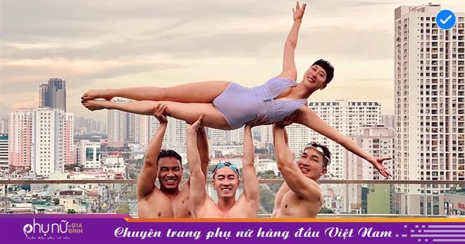 Sao Việt 24h: MC Nguyễn Cao Kỳ Duyên khoe body 'căng đét' cùng phương châm sống 'không bao giờ ngán trai' dù cuộc đời trái ngang