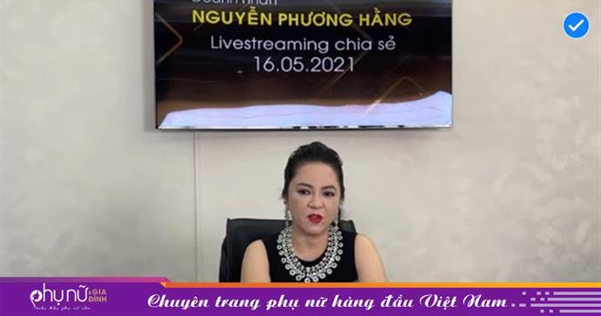 Nóng: Bà Phương Hằng treo thưởng 1 tỷ đồng cho ai tìm được danh tính antifan ẩn danh