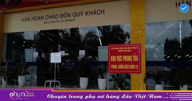 Hà Nội: Tạm dừng hoạt động một siêu thị vì liên quan đến Covid-19