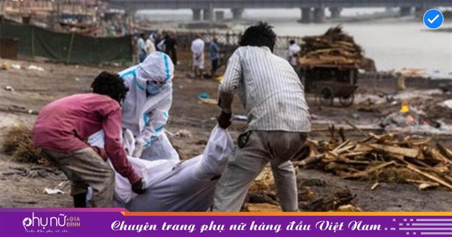 Kỳ án sông Hằng: Hé lộ nguyên nhân các thi thể bị chôn vùi dưới cát hay thả trôi sông