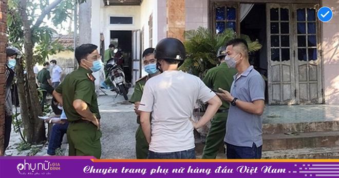 Vụ thầy hiệu trưởng bị sát hại ở Quảng Nam: Nghi phạm có chơi bài bạc, bị bố mẹ mắng nên bỏ nhà đi bụi