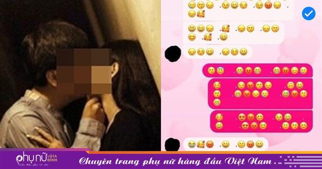 Đỉnh cao của ngoại tình: Chồng dùng 'mật mã hack não' nhắn tin với 'tiểu tam' nhưng không thể qua mặt chị vợ cao tay