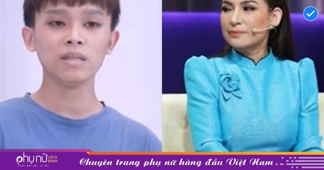 Phi Nhung nói với Hồ Văn Cường khi được 'tip' nóng: 'Con cứ lấy tiền đi, đưa cho mẹ đi shopping nha. Tại vì mẹ là mẹ của con mà'