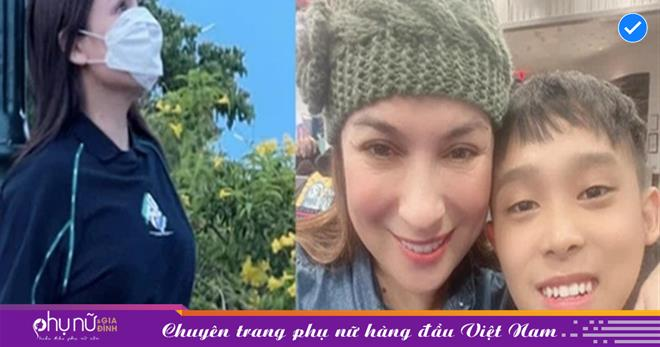 """Sau clip """"náo loạn"""" MXH của gia đình Hồ Văn Cường, Phi Nhung viết 2 từ lên Facebook thôi mà gây xôn xao dư luận"""