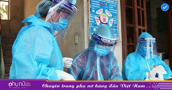 Hà Nội: Phong tỏa một phường vì liên quan đến ca dương tính với Covid-19