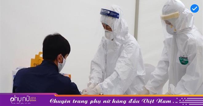 Chiều ngày 7/5, Việt Nam có thêm 46 ca mắc COVID-19 mới