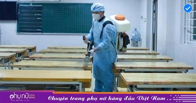 NÓNG: Học sinh TP.HCM ngừng đến trường từ ngày 10/5