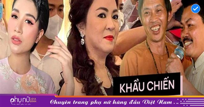 """Từ ủng hộ nhiều người bắt đầu tỏ thái độ khó chịu, lắc đầu ngán ngẩm khi nhắc đến tên bà Nguyễn Phương Hằng - vợ Dũng """"lò vôi"""": """"Đừng live nữa, dân mạng mệt rồi!"""""""