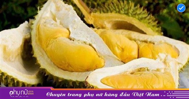 5 nhóm người tuyệt đối không nên ăn sầu riêng