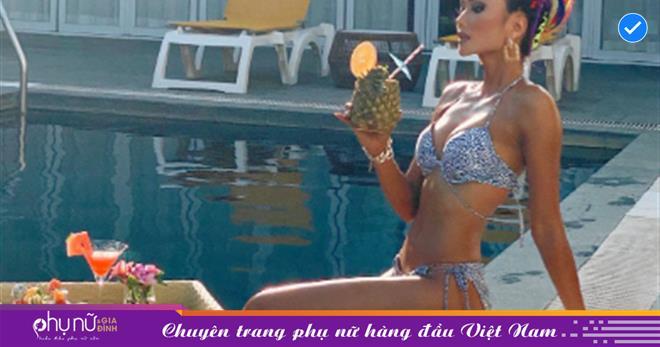 Bụng phẳng lỳ, không gợn chút mỡ cả vùng bụng dưới: Hoa hậu H'Hen Niê tiết lộ 3 thói quen trong ăn uống