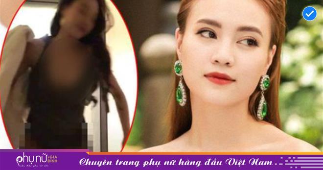 Ninh Dương Lan Ngọc dính tin đồn clip 'nóng', Chi Dân nói gì?