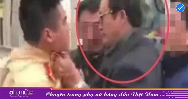 Xử lý Chi cục trưởng túm cổ áo CSGT khi bị kiểm tra nồng độ cồn