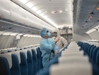 Toàn bộ phi hành đoàn 16 người trên chuyến bay VN0054 âm tính với COVID-19