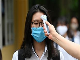 Hà Nội: Thông tin về hai học sinh ở Hà Đông bị sốt, cách ly trong ngày đầu tiên đi học