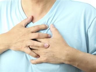 Đau nhói vùng ngực trái nhưng kết quả điện tâm đồ bình thường?