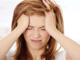Cách trị chứng đau nửa đầu không cần dùng thuốc