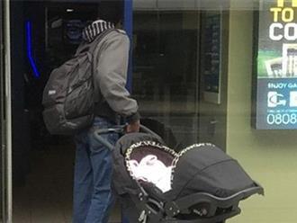 Cư dân mạng bức xúc với ông bố thản nhiên rao bán con