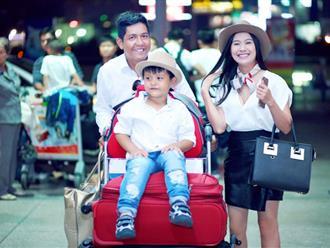 """Vợ chồng Thanh Thúy – Đức Thịnh xuất ngoại quảng bá """"Ma dai"""""""