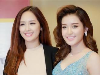 Huyền My, Mai Phương Thúy nổi bật trước dàn hoa hậu tại Hà Nội