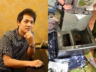 Nhà ca sĩ Đăng Khôi bị trộm đột nhập lấy 800 triệu đồng